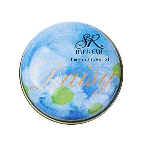 Solide Parfüm Körper Aroma Musk Geschenk für Männer und Frauen, Wyurhjh® 12 natürliche Duft Spray Duft alkoholfreie feste Konsistenz Parfüm, 15 g