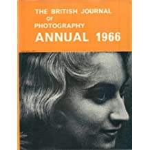 THE BRITISH JOURNAL OF PHOTOGRAPHY ANNUAL 1966.