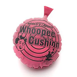 Giant Whoopee Cushion - Vehículo de juguete (Funtime Gifts FU7260) (Importado de Inglaterra)