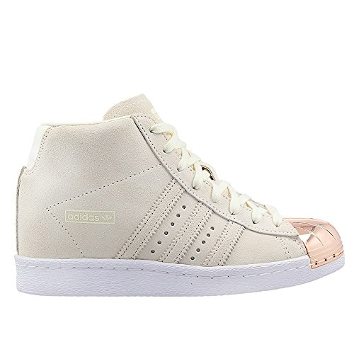 Adidas - Superstar UP Metal Owhiteowhitecoppmt - S79384 - Color: Crema-Blanco - Size: 43.3