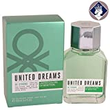 United Colors of Benetton United Dreams BE STRONG Perfume for Men 100 ML