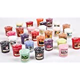 15 x Yankee Candle Votives/Samplers - Random Mixed Set by Yankee Candle