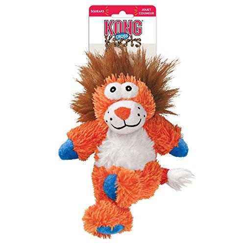 Kong Hundespielzeug, quietschend, Löwe… | 00035585454566