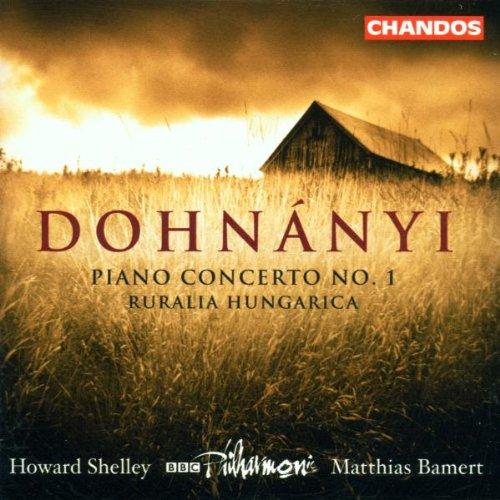 Preisvergleich Produktbild Dohnanyi: Klavierkonzert 1