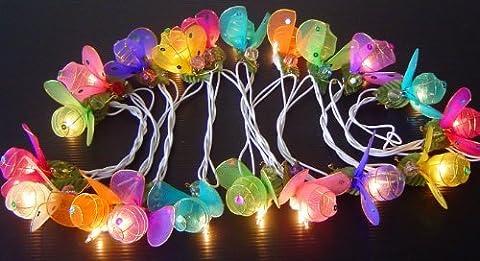 Mixed Colour Lady Bug Lady Bird Fairy Light