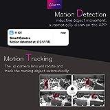 WLAN Kamera Überwachungskamera 1080P IP Camera WiFi Mibao mit Nachtsicht 2 Wege Audio Smart Schwenkbar Home Camera Haustier Baby Camera IP Kamera App Kontrolle Unterstützt Fernalarm… - 5