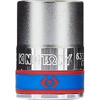 King Tony 633024M - Toma de 12 puntos, 24mm, 3/4 pulgadas