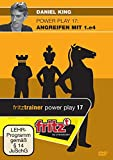 Daniel King: Power Play 17 ?Angreifen mit 1. e4? - Daniel King