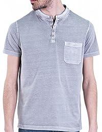 Unnati - Camiseta Doble Cuello Mao