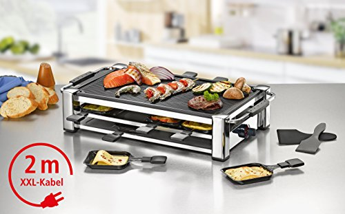 "Rommelsbacher ""Fashion"" Raclette Grill"