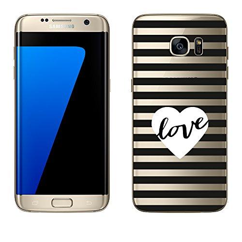 Samsung Galaxy S7 Edge Hülle von licaso® aus TPU schützt Dein S7...