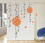 #4: Decals Design 'Butterflies' Wall Sticker (PVC Vinyl, 50 cm x 70 cm)