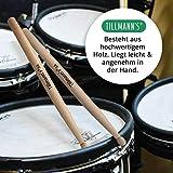 Drumsticks 5A | Aus Holz | 1 Paar klassische ...Vergleich