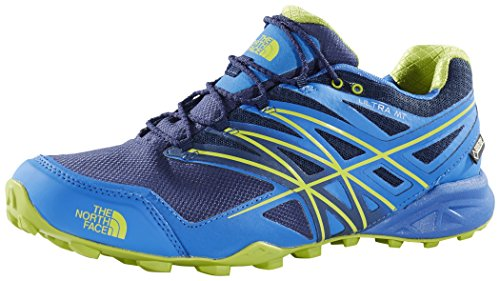 The North Face M Ultra Mt Gtx, Chaussures de Trail Homme Blu (Bluqrtz/Macawgn)