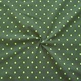 STOFFKONTOR Baumwoll Stretch Jersey Stoff Classic Dots 2