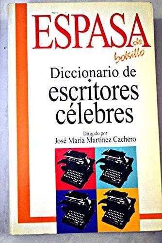 Diccionario de escritores celebres