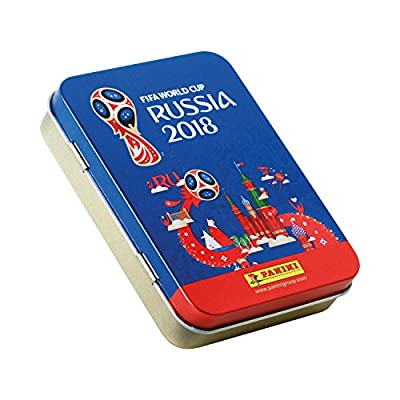 Panini FIFA World Cup 2018 Sticker Mega Tin