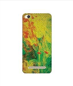 Kaira High Quality Printed Designer Soft Silicon Back Case Cover For Xiaomi Redmi 4a(Snake)