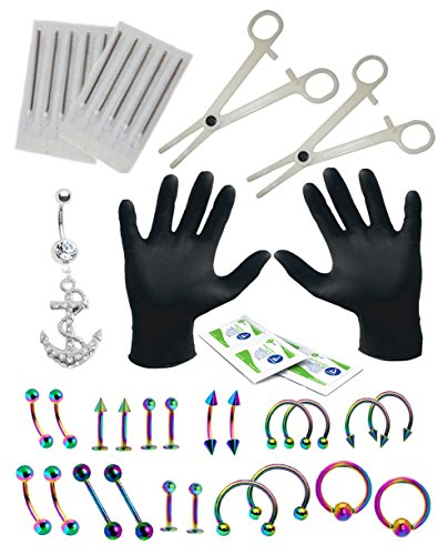 16g-and-14g-body-piercing-kit-36-pieces-with-belly-rings-rainbow-tonguetarguseareyebrownipplelipnose