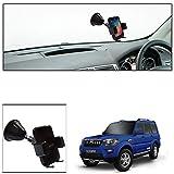 Vheelocityin Hamaan HH708 Car Mobile Holder Car Cradle For Mahindra Scorpio