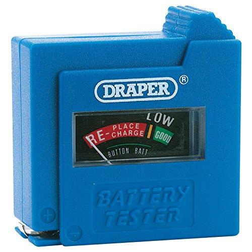 Draper 64514 Battery Tester Test