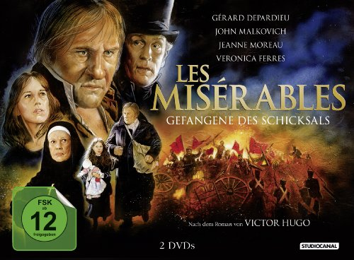 Bild von Les Misérables - Gefangene des Schicksals [Special Edition] [2 DVDs]