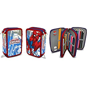 Disney–Spiderman–Plumier Triple, sp17667