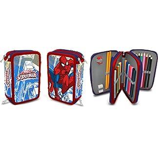 Spiderman SP17667 Plumier triple