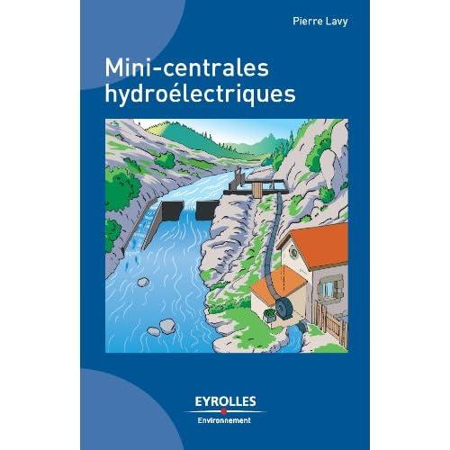 Mini-centrales hydroélectriques (Eyrolles Environnement)
