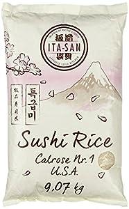 ITA-SAN Calrose / Sushi Reis, 1er Pack (1 x 9,07 kg)