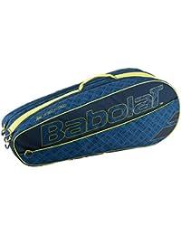 Babolat Club Line Classic Tennis Racquet Holder X6 Blue Yellow