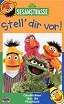 Sesamstraße - Stell dir vor! [VHS]
