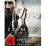 IP Man - The Complete Collection - Digipak im Hardcoverschuber
