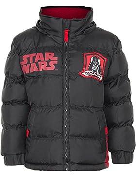 Star Wars - Abrigo - chaqueta guateada - para niño