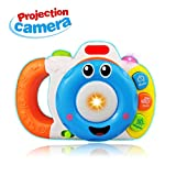 Gift for 2-4 Year Old Boys Girls, Camera Toy for 12-24 Month Ba