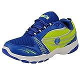 Action Men J-055 Blue Sports Shoes(40)