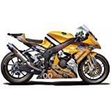 1/12 BIKE series SPOT Eva RT Unit zero trickster Kawasaki ZX-10R 2012 Suzuka 8 like (japan import)