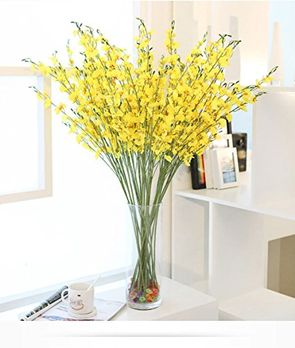 ysber-110pcs-oncidium-silk-artificial-flowers-for-halloween-christmas-party-hotel-wedding-home-party