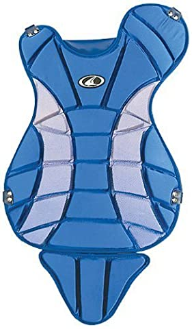 Champro Little League Baseball Brustschutz (Royal, 37cm Länge) von