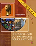 Image de Chefs d'oeuvre du patrimoine pour l'histoire : Histoire de l'art au cycle 3 (1Cédérom)