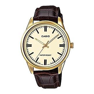 Casio Reloj con movimiento cuarzo japonés Man Mtp-V005Gl-9A 40.0 mm