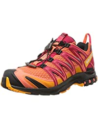 590v2, Chaussures de Trail Femme, Multicolore (Dark Grey), 36.5 EUNew Balance