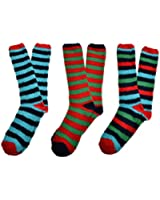 3 pairs of Soft & Warm Men's FLUFFY Socks