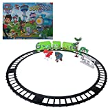 #10: HALO NATION® Paw Patrol Train to Concentration Camp with Marshall & Chase Toy Figures