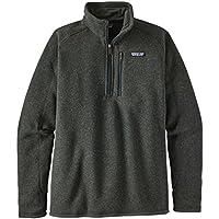 Patagonia Men's Better Sweater 1/4 Zip Sweatshirt