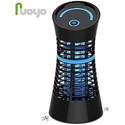 Lámpara Anti Mosquitos Electrónica NuoYo 5W/220V Mosquito de la Lámpara el Mejor Segura y Eficaz Lámpara de Anti-mosquito / Anti-insectos Con luz UV
