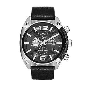 Diesel-Reloj-Hombre-de-Analogico-con-Correa-en-Cuero-DZ4341