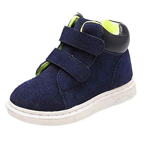 chaussures-souplescovermason-fille-garcon-enfants-style-hight-cut-bottines-en-cuir-botte-neige-chaud