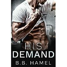 His Demand: A Dark Small Town Romance (Pine Grove Book 2) (English Edition)