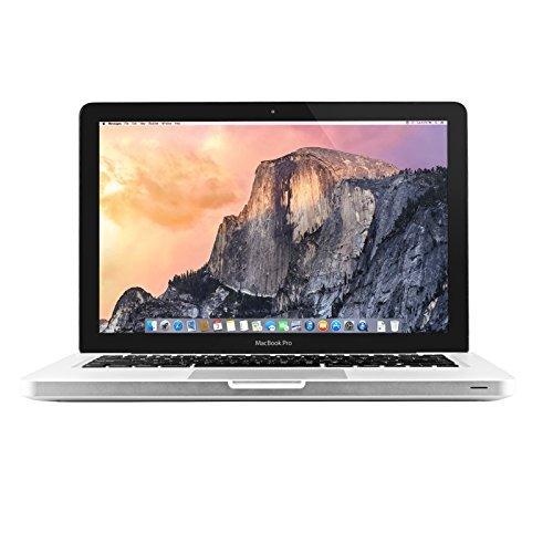 Apple MacBook Pro MD101LL/A 13.3-inch Laptop (2.5Ghz, 4GB RAM, 500GB HD) (Certified Refurbished)